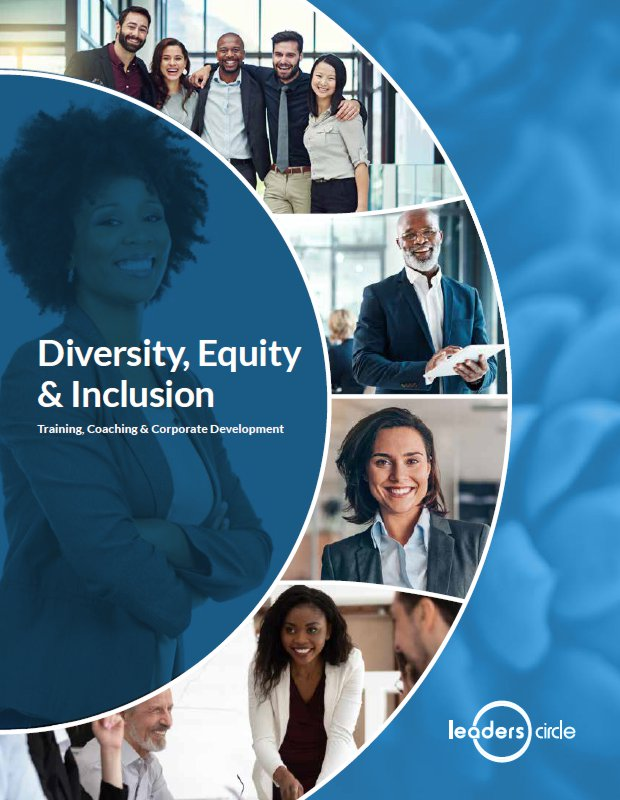 Diversity, Equity & Inclusion Brochure