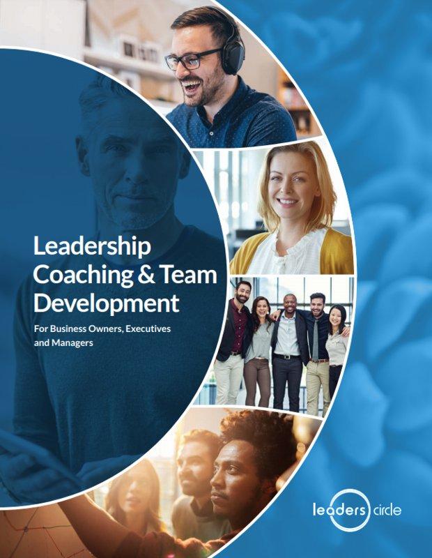 Leadership Coaching Brochure
